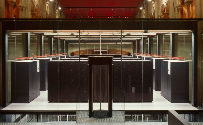 IBM: Mare Nostrum, Supercomputer, barcelona